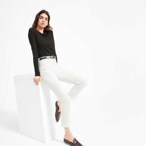 NWT Everlane Cheeky Straight Jeans